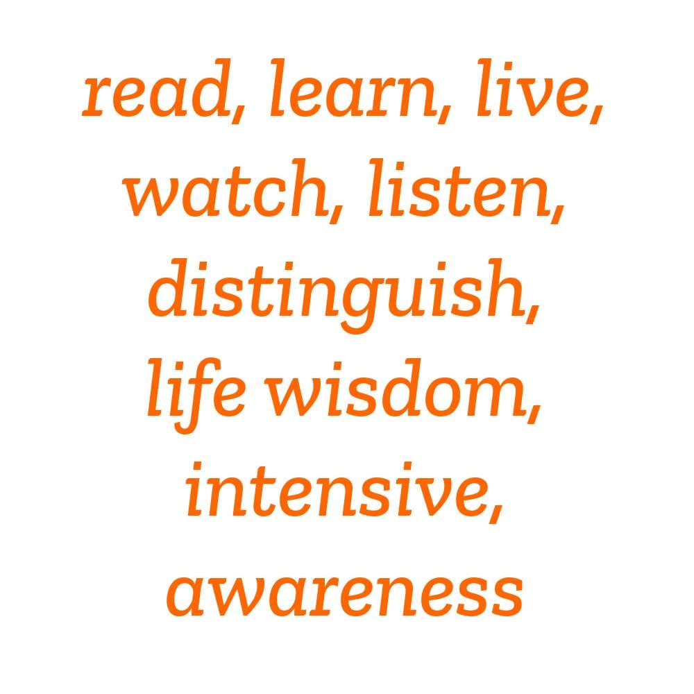 Lezen Leren Leven Wijsheidsweb Quest For Wisdom